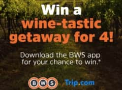 Win a wine-tastic getaway for four adults plus a $1,000 WISH voucher