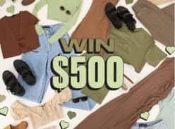 Win a $500 Voucher