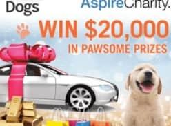 Win a prize worth $20,000