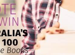 Win 1 of 7 'Australia's Top 100' Book Packs