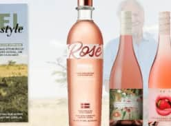 Win 1 of 2 Wine and Vodka Prize Packs