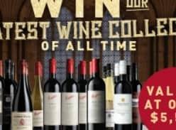 Win 2 x bottles each of Penfolds Bin 707 Cabernet Sauvignon