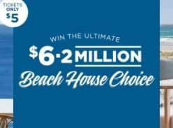 Win the ultimate $6.2 million beach house choice: Sydney or Gold Coast
