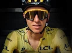 Win 1 of 50 Limited Edition SCICON Tour De France Aeroshade Performance Eyewear Signed by Tour De France Winner, Tadej Pogacar
