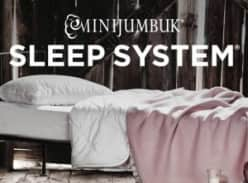Win a MiniJumbuk Sleep System