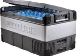 Win a myCoolman The Fisherman 105L Portable Fridge/Freezer