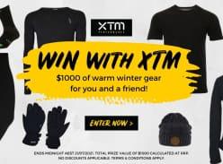 Win $1,000 worth of warm winter gear
