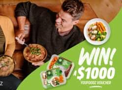 Win 1 of 10 $1,000 Youfoodz Vouchers