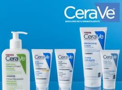 Win 1 of 10 CeraVe Skincare Packs