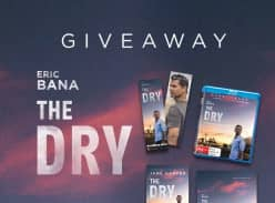 Win 1 of 10 Dry Home Entertainment Giveaway
