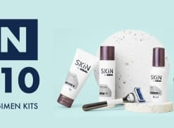 Win 1 of 10 His and Hers Skincare Regimen Kits