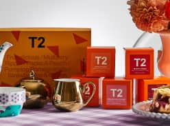 Win 1 of 100 T2 Tea Packs