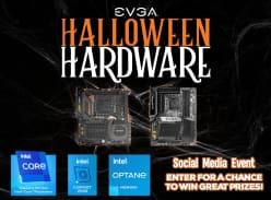 Win 1 of 15 EVGA PC Hardware Prizes