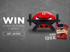 Win 1 of 2 Weber BBQ/Nintendo Switch & $150 Gift Card Prize Packs