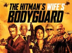 Win 1 of 25 Double Passes to The Hitman
