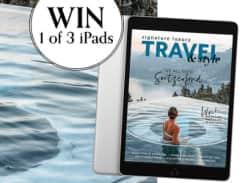 Win 1 of 3 Apple iPads