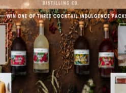 Win 1 of 3 Cocktail Indulgence Packs