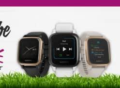 Win 1 of 3 Garmin Smartwatches