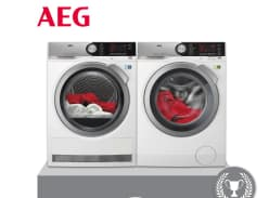 Win 1 of 3 Samsung/AEG/Panasonic & Tefal Prize Packages