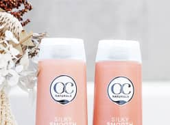 Win 1 of 3 Silky Smooth Shampoo & Conditioner Packs