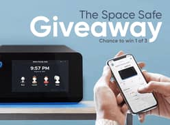 Win 1 of 3 Space Safe