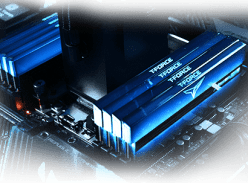 Win 1 of 3 SSD/Memory Prizes