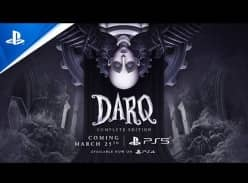 Win 1 of 30 DARQ: Complete Edition on PC, Xbox One, PS4 and Switch