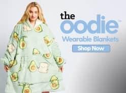Win 1 of 50 Oodie Wearable Blankets