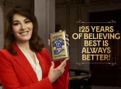 Win 1 of 50 Whittakers Creamy Milk Chocolate Bars