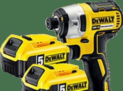 Win 1 of 6 Dewalt Drill Kits
