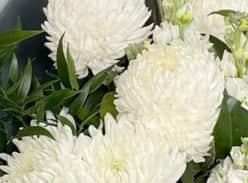 Win 1 of 6 Flower Bundles