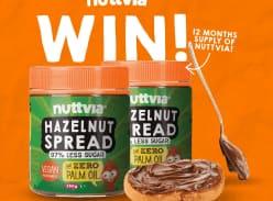 Win 12 Jars of Hazelnut Spread