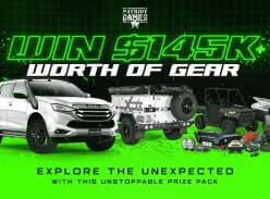 Win $145,000 worth of Gear