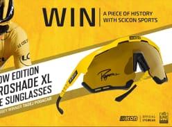 Win 2 Pairs of Aeroshade Sunglasses