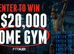 Win $20,000 GYM Giveaway