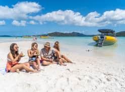 Win 2x Scenic Flight & Ocean Rafting