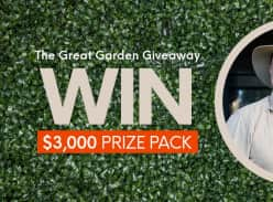 Win $3000 prize pack