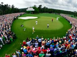 Win 5 Nights Hotel in Augusta, USA, 2 Day Passes to US Masters, $1000 of Clothing + More