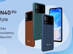 Win 5 Smartphones N40 PRO and 5 Smartwatches CS2 PRO