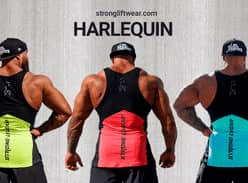 Win $550 Of Strong Liftwear