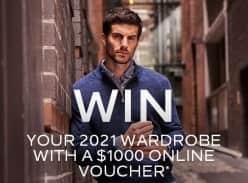 Win a $1,000 Voucher