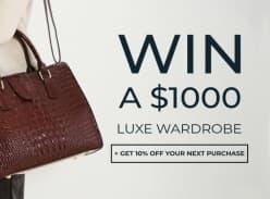 Win a $1,000 Voucher.