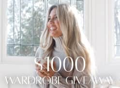Win a $1,000 Wardrobe