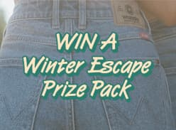 Win a $1,500 VISA Gift Card & Wrangler/The North Face Gear