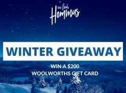Win a $200 Wool