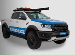 Win a 2021 Ford Ranger Raptor