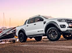 Win a 2021 Ford Ranger Wildtrak & 2021 Stacer 429 Outlaw SC