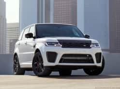 Win a 2021 Range Rover SVR