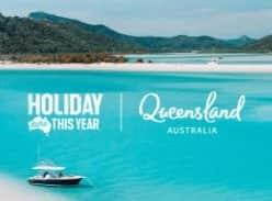 Win a $3,000 Queensland Travel Voucher