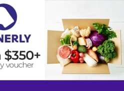 Win a $356.85 Dinnerly Voucher